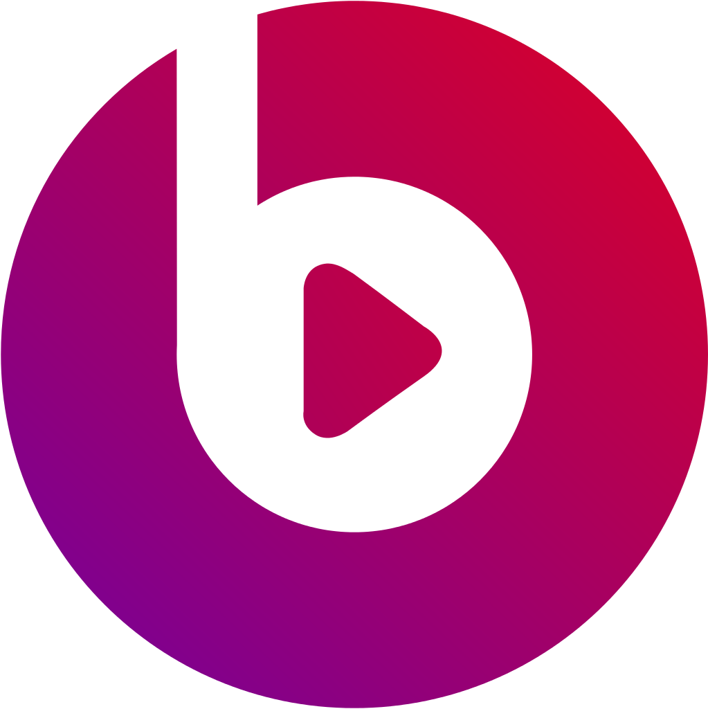 Beats clipart music program File:Beats Music logo Music Wikimedia