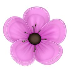 Beautiful clipart beautiful flower FM Clipart Elements and flower