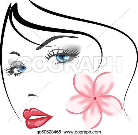 Beautiful clipart beauty salon Salon Royalty Free girl Salon