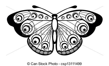 Beautiful clipart black and white Butterfly Clipart butterfly%20clipart%20black%20and%20white Black Free