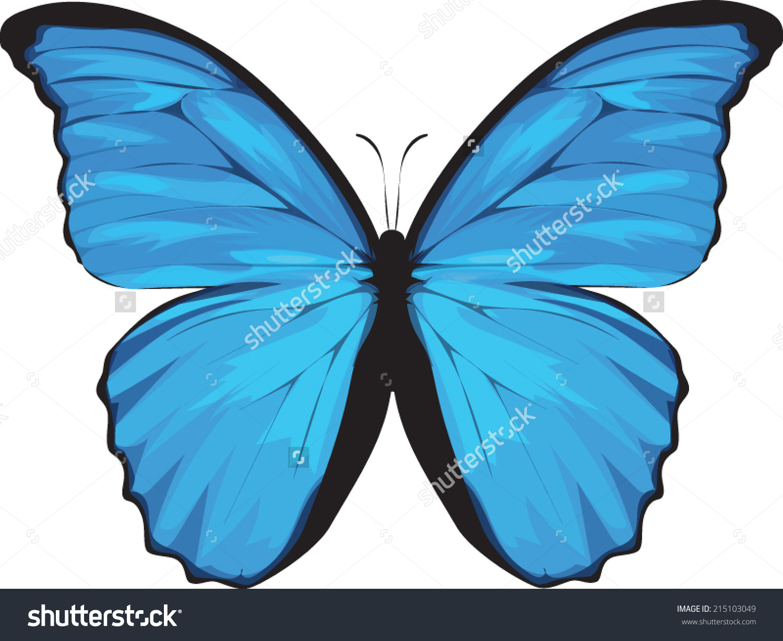 Beautiful clipart blue butterfly Art Butterfly Blue Blue Download