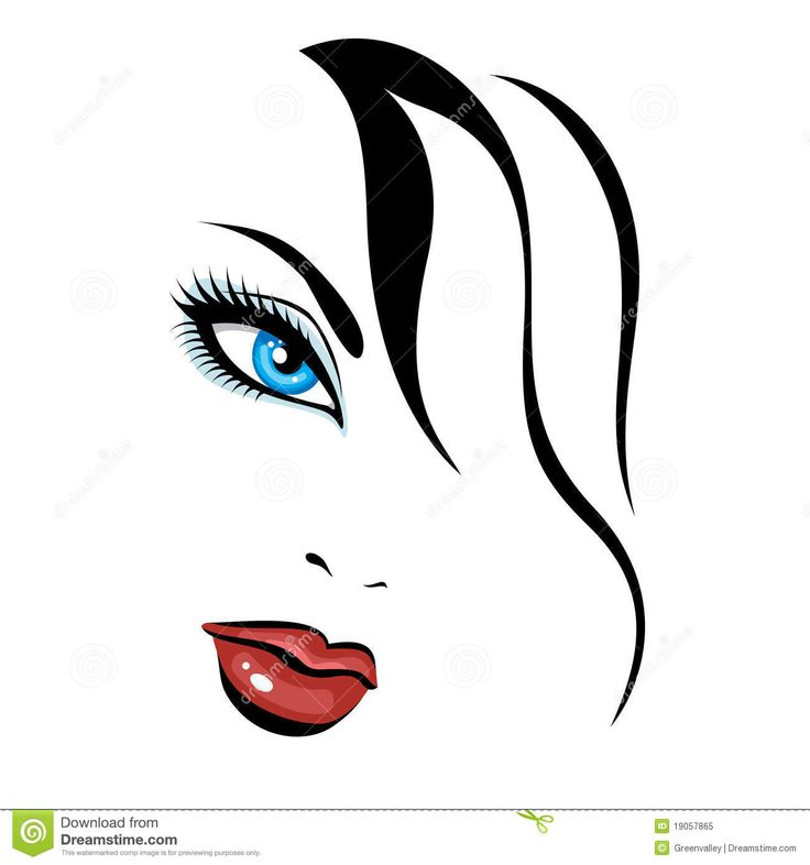 Beautiful clipart cosmetology Royalty images Pinterest Stock 9
