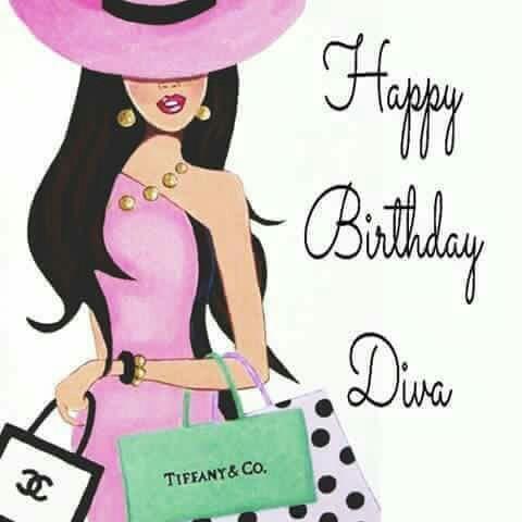 Beautiful clipart diva Wishes! Pinterest  Happy birthday