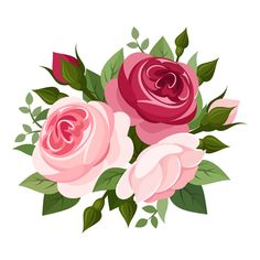 Beautiful clipart flower bokeh Clipart Rose Border Flower Pinterest