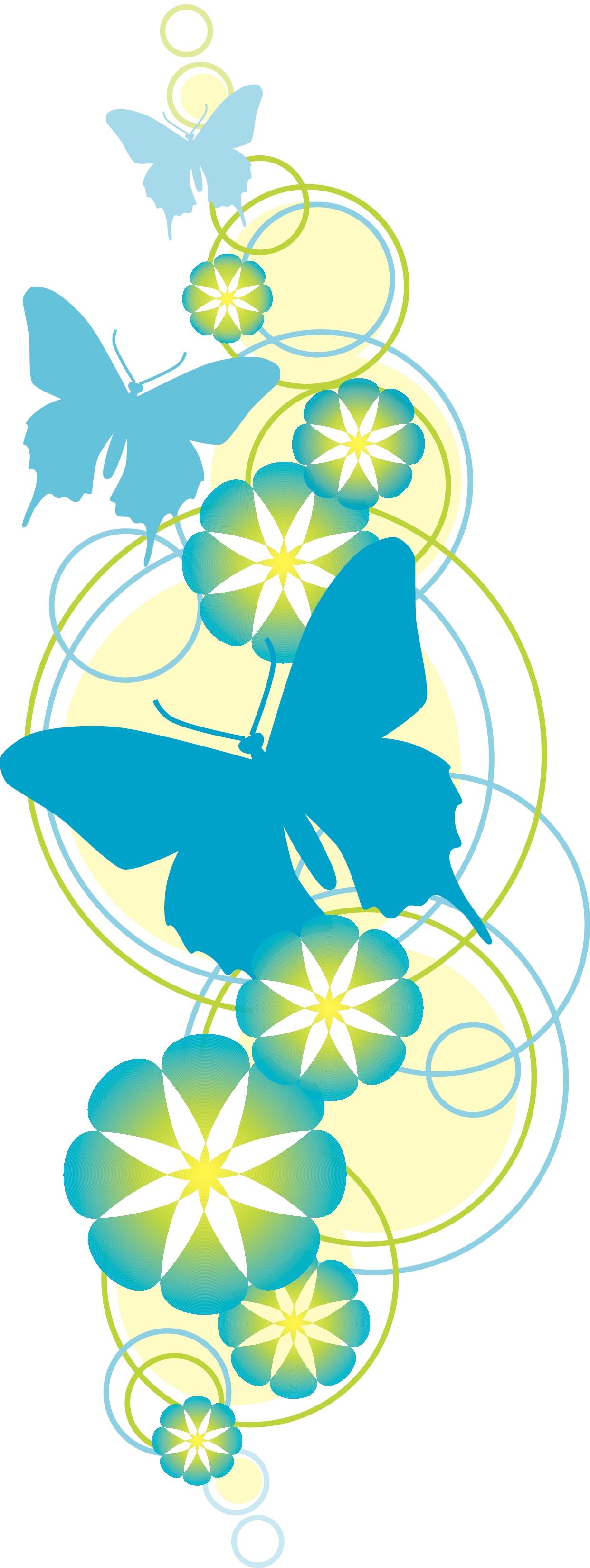 Beautiful clipart flower butterfly Butterfly PRESBYTERIAN  Flower Christian