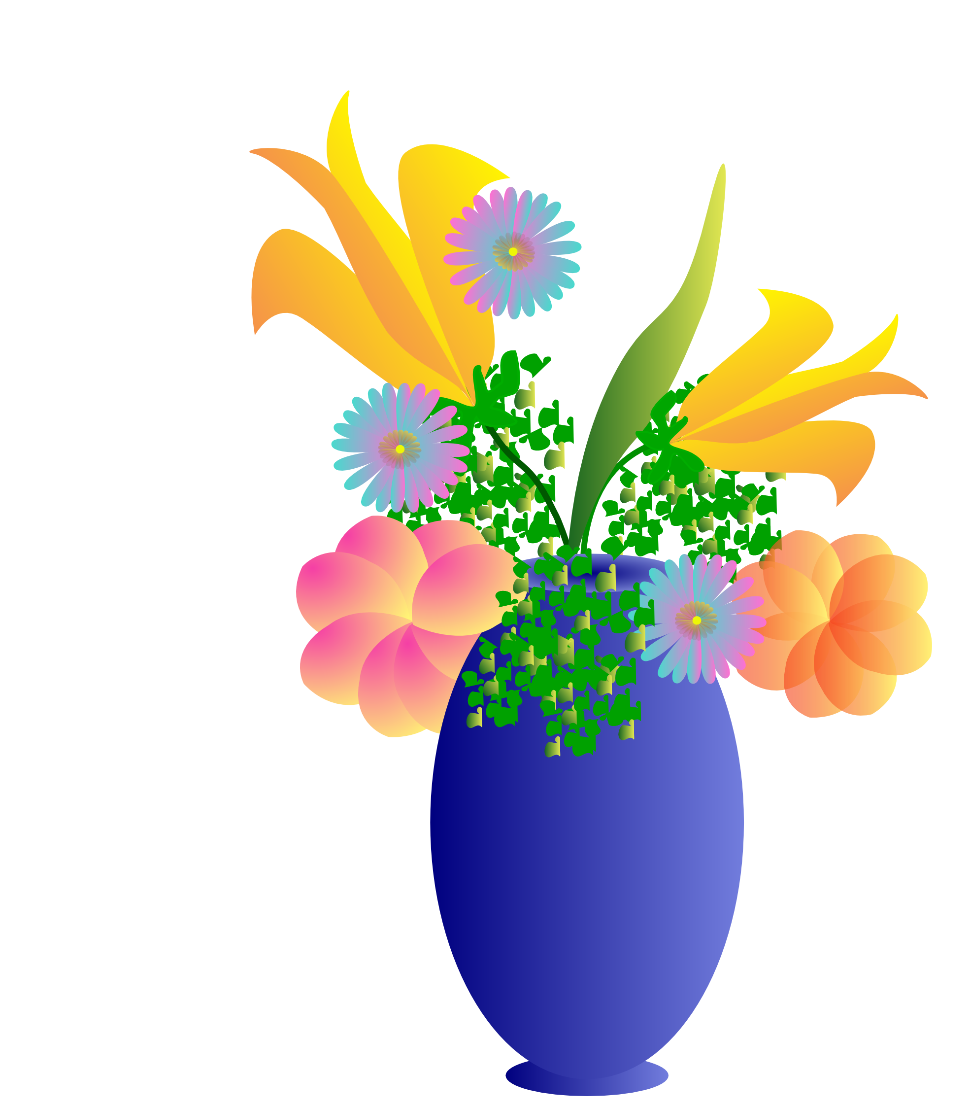 Beautiful clipart wig Picture Vase Beautiful Png Popular