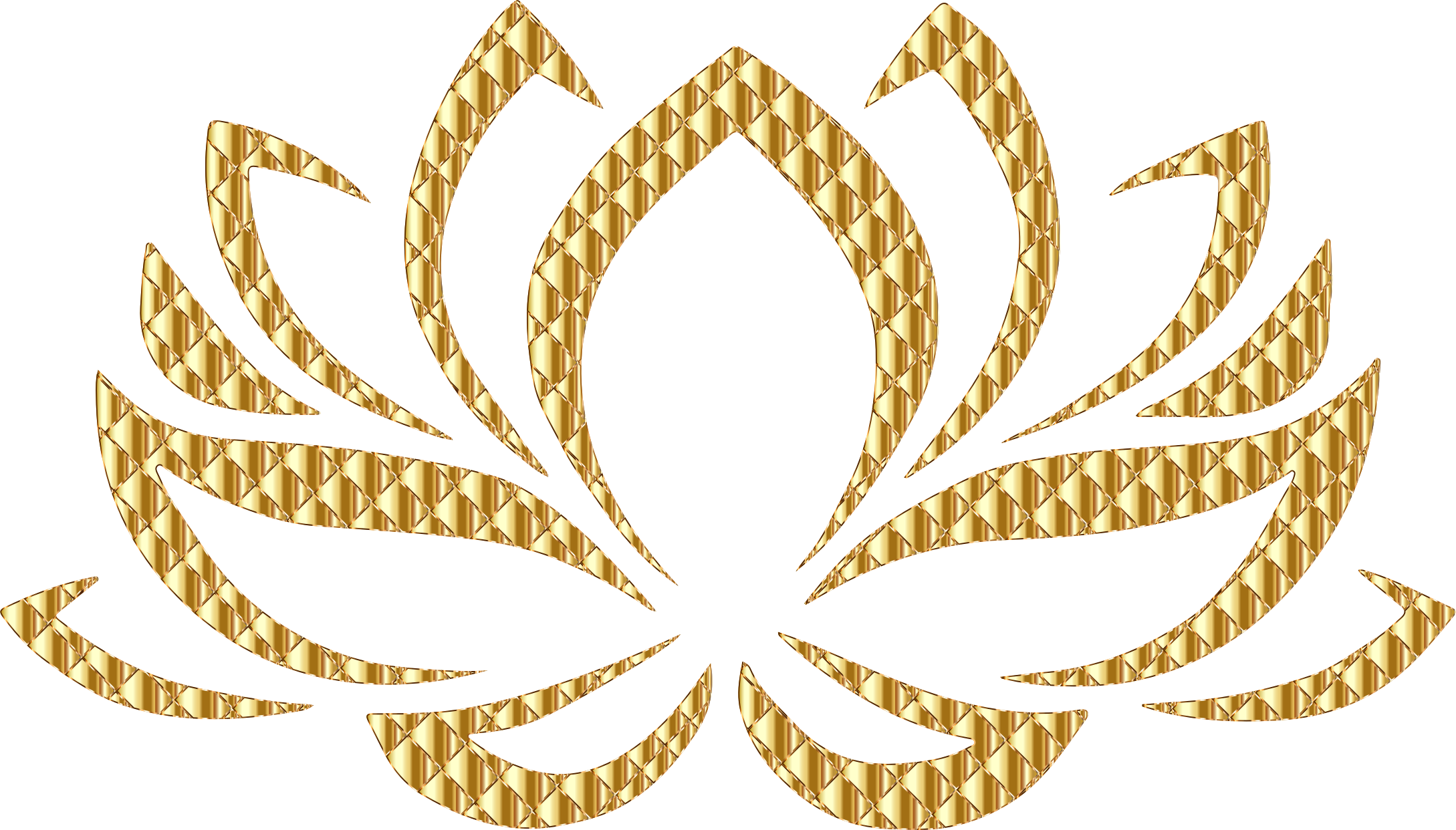 Beautiful clipart gold flower Clipartsgram No Gold Png com
