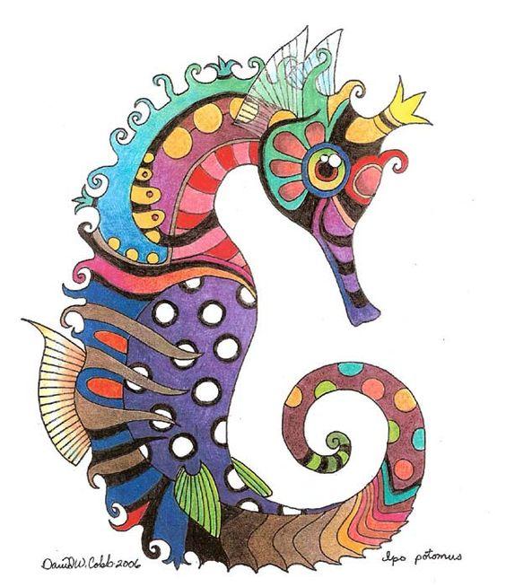 Beautiful clipart seahorse AQUATIC Beautiful Pinterest seahorse CLIPART