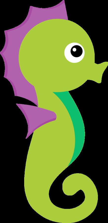 Beautiful clipart seahorse Minus brushes Hello! art art
