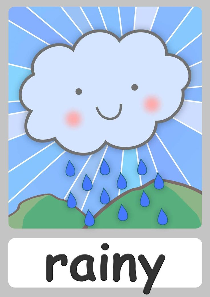 Scenery clipart spring weather #6