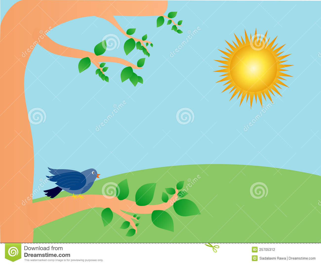 Beautiful clipart sunny day – Day Download Beautiful Clipart