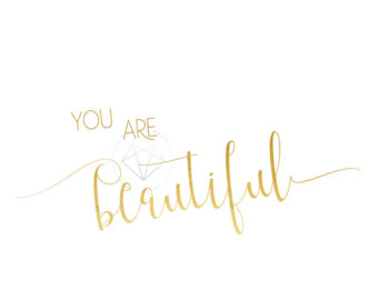 Beautiful clipart the word Art Quote foil png overlay