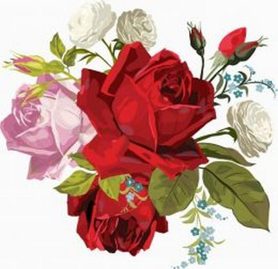 Beautiful clipart transparent background Flowers Beautiful png clipart a