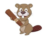 Beaver clipart Free beaver Size: branch tree
