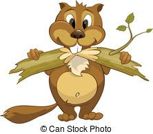 Beaver clipart adorable Beaver Long drawings beaver teeth