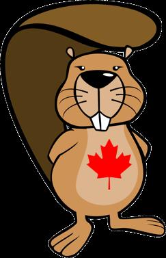 Beaver clipart canada Logo Beaver CEMC Computing Contest