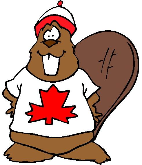 Beaver clipart canada Cliparts Beaver Beaver Canada Clipart