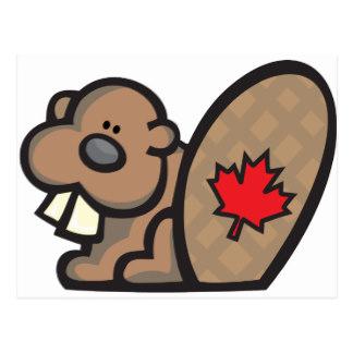 Beaver clipart canadian baby Beaver Canada Beaver Canada Cards