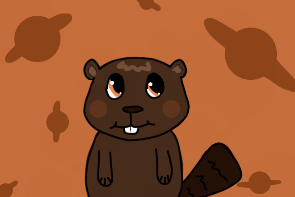 Beaver clipart chibi Beaver Chicken The View Beaver
