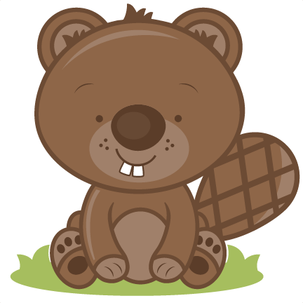 Beaver clipart chibi  yes! this files striking