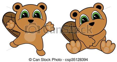 Beaver clipart cute  cute beaver beaver cute