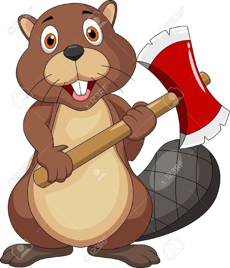 Beaver clipart fishing Pinterest FOR Beaver And images