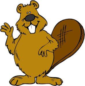 Beaver clipart fishing  and Beaver Beaver Firestar