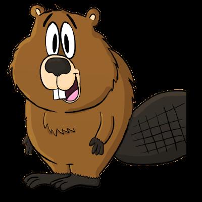Beaver clipart funny Animal's face Beaver Homepage Beaver