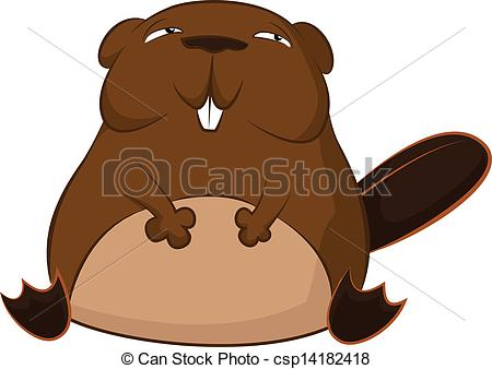 Beaver clipart funny Beaver Art funny beaver cartoon