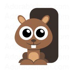 Beaver clipart kawaii Clip com Pinterest from images