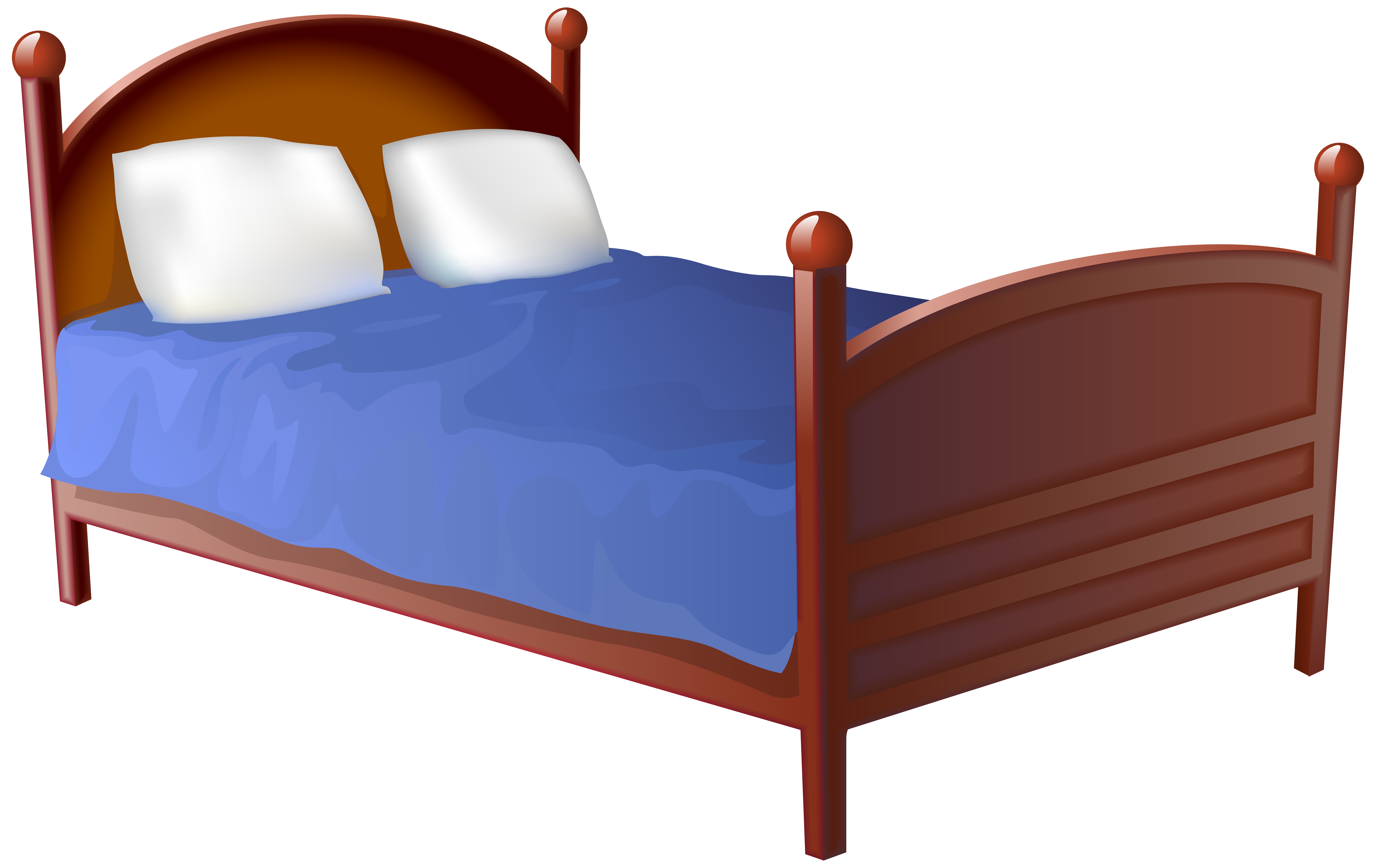 Bed clipart christmas Bed Clipart Clipart Images Bed