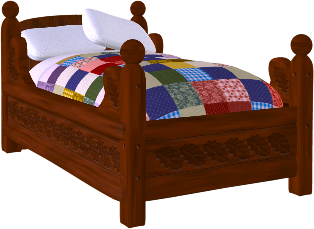 Bed clipart christmas Backgroundlor Clipart no bed cartoon