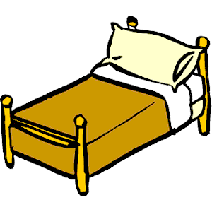 Bed clipart Of download 1 (wmf 1