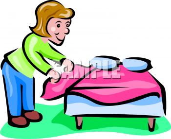 Bed clipart bed sheet Bed Kids Clipart Clipart Clipart