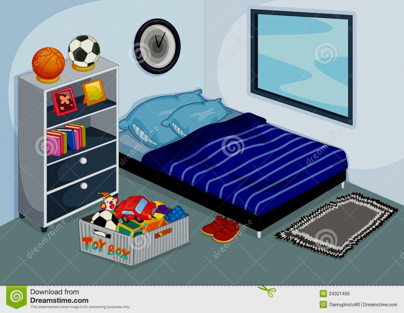 Room clipart badroom #1