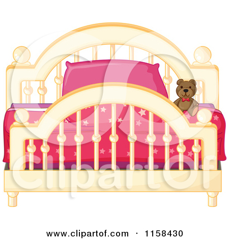 Bed clipart girly Sweetheart Message Clipart Candy Clipart