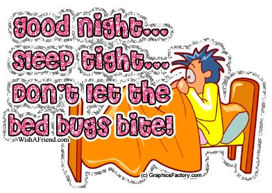Bed clipart goodnight Best Good quotations on Night
