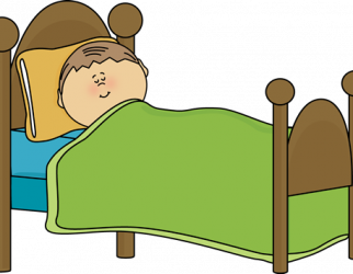 Bed clipart green Collection Clipart Kid Beautiful 2
