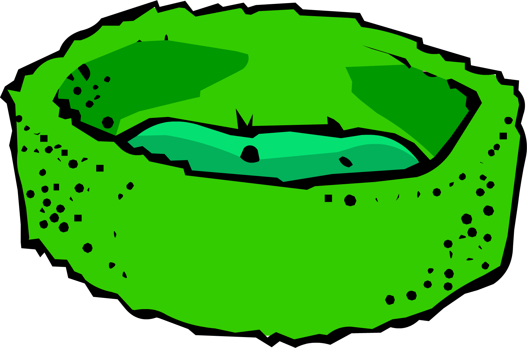 Bed clipart green By Wikia Bed Bed Green