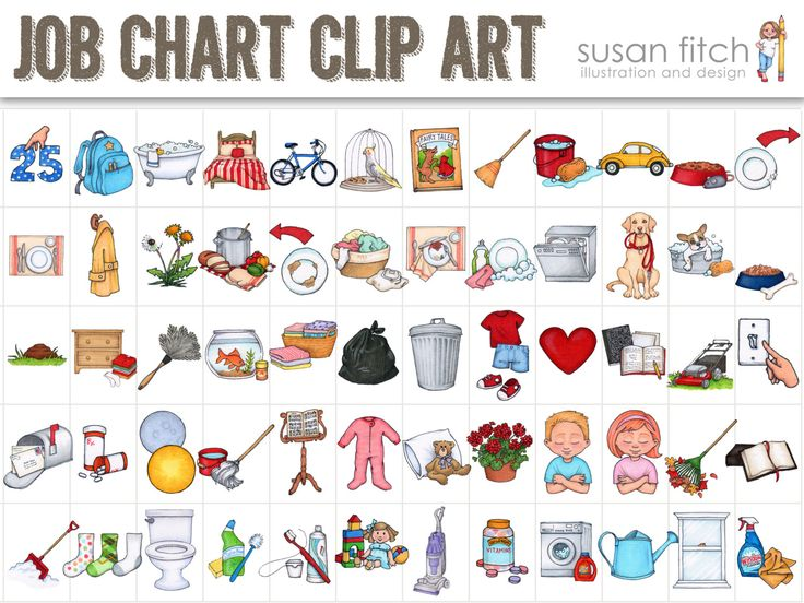 Bed clipart household chore Clipart Panda Clipart Images Household