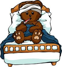 Bed clipart illness The when or/and you a