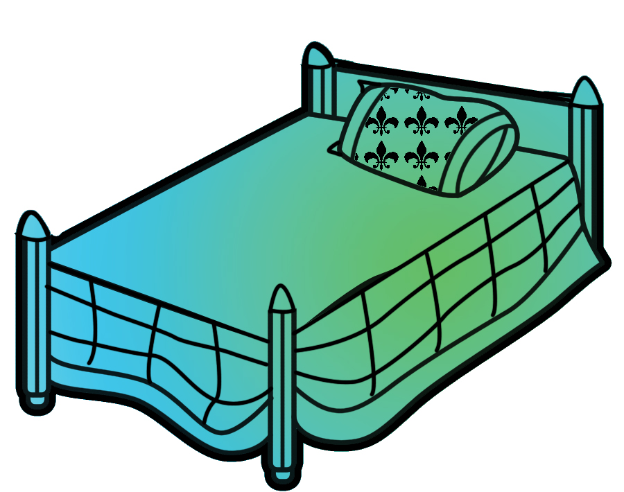Clipart Free 20clipart Clipart bed%20clipart