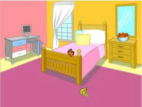 Bedroom clipart tidy Clipart ClipartFest Tidy Cartoon Bedroom