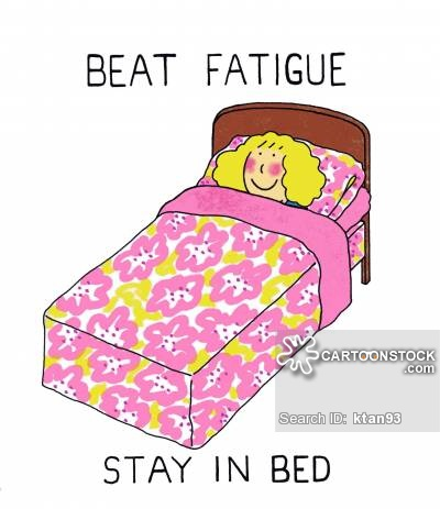 Chilling clipart cold thing Funny Comics in Fatigue from