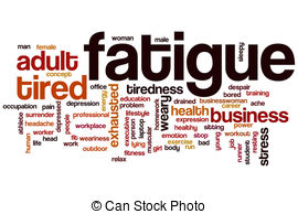 Bed clipart tiredness Word Stock Clip 3 Fatigue