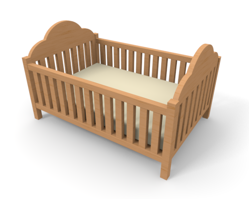Wood clipart wooden bed Manufacturer Baby India Wooden &