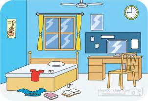 Bedroom clipart #7