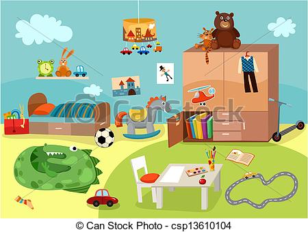 Toy clipart toy room #2