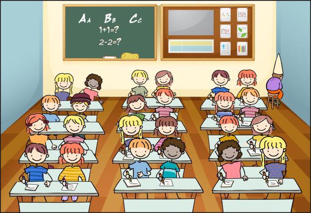 Phone clipart classroom #6