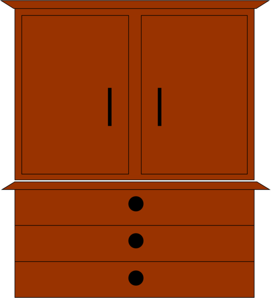 Bedroom clipart cupboard Bedroom Cliparts Chest cliparts Zone